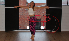 Hula Hoop Classes starting 11th April - Book Now