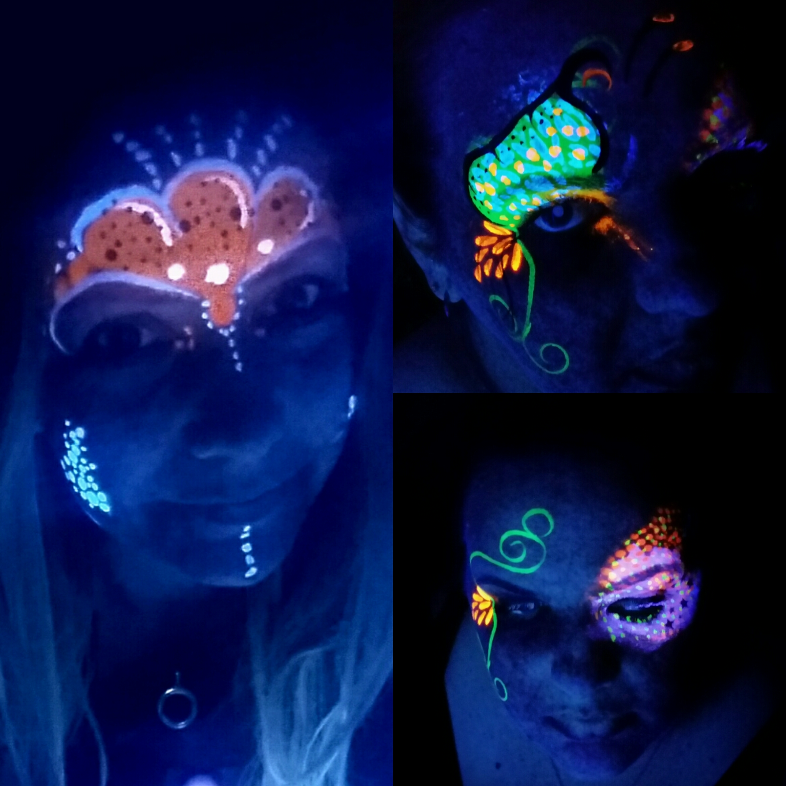 New to Where's My Unicorn? UV Painting! It Glow's in Black Light!